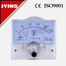 65*55mm Analog Panel Voltmeter (JY-85L1) pictures & photos
