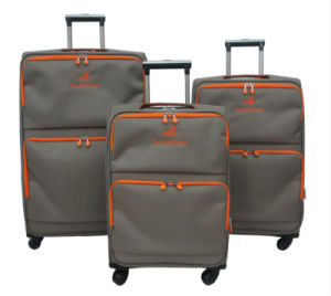 Foam Nylon Material Good Quality Trolley Bags (JB5007) pictures & photos