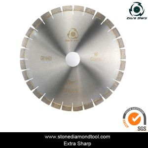 Silent Saw Type Diamond Cutting Blade for Granite pictures & photos