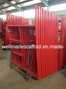Ladder Frame/Box Frames/Frame Scaffold/Frame System/Frame Scaffolding pictures & photos
