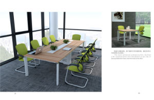 Kintig Castro Series New Design Simple Soho Office Furniture Conference Desk Conference Table Meeting Desk