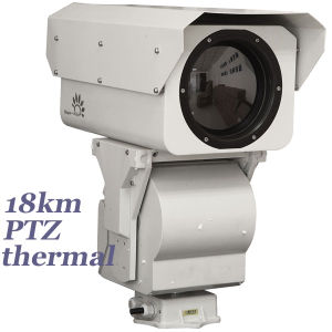 Seafarm Surveillance Uncooled Thermal Imaging Camera pictures & photos