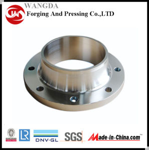 ANSI B16.5 Carbon Steel Weld Neck Flange Forged Flange for Marine pictures & photos