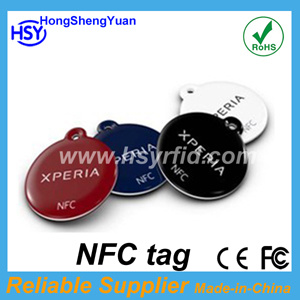 Fast Payment Solution New Design Nfc Tag (HSY-NFC)
