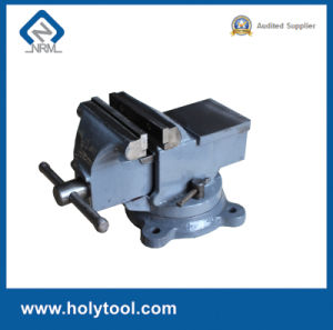 Swivel Bench Vise, Bench Vise with Anvil, Shop Vise, Engineer Vice, Swivel Bench Vise