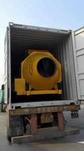 Diesel Engine Hydraulic Hopper Concrete Mixer on Sale pictures & photos