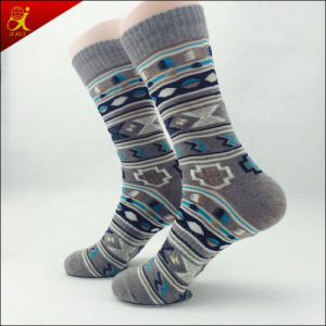 Cheap Men′s Dress Socks Custom pictures & photos
