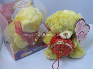 Promotional Teddy Bear, Music Stuffed Toy, Music Plush Toy pictures & photos