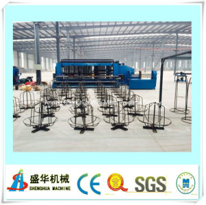 Mountain/River Protect Gabion Basket Weaviing Line pictures & photos