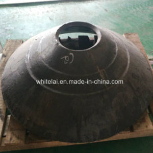 Cone Crusher Spare/Wear Parts High-Manganese Mantle (MN13CR2) pictures & photos