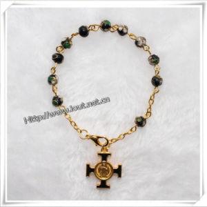 Saint Rosary Bracelet (IO-CB140) pictures & photos