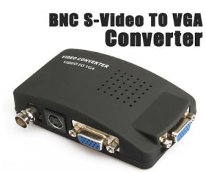 Composite BNC Video to VGA Converter pictures & photos