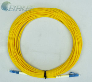 LC Connector Fiber Optic Patch Cord (PVC, LSZH, Armored) pictures & photos