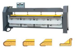 Excellent Cutting Machine Semi-Automatic Post Forming Machine pictures & photos