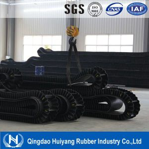 Sidewall Cleat Rubber Conveyor Belt pictures & photos