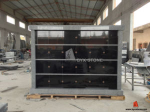 48 Niche Double Side Grey Granite Columbarium pictures & photos