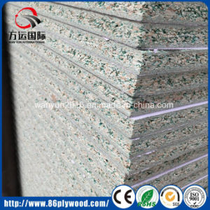 4*8 Textured Gray Melamine Coated Particle Board pictures & photos