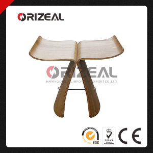Plywood Chair Replica Vitra Butterfly Stool (OZ-1150) pictures & photos