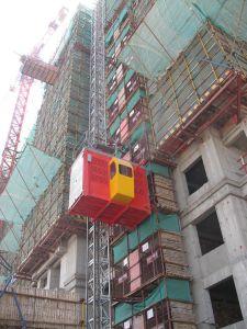 Sc100 Building Hoist pictures & photos