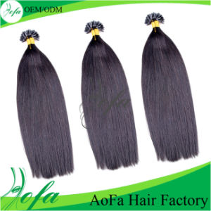Overseas Hair 7A Remy Virgin Indian Straight Hair Extensions pictures & photos