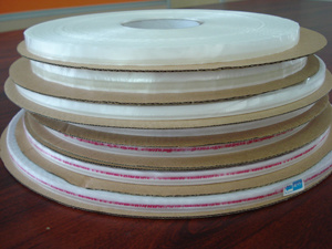 Resealable Adhesive Strips Extended Liner Tape pictures & photos