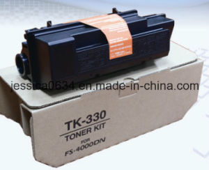 Compatible Tk330 / 332/ 334 Toner Cartridge for Kyocera Fs-4000dn Toner Cartridge pictures & photos