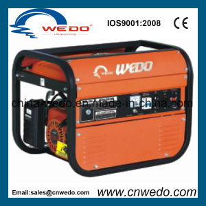 Wd3300 Portable Gasoline/Petrol Generator with Single Cylinder pictures & photos