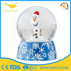 Cheap Custom Polyresin Water Globe Glass Snow Globe for Wholesale pictures & photos