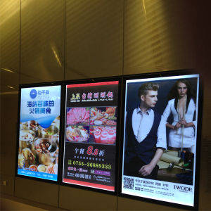 Advertising LED Lighting for Picture Walls pictures & photos