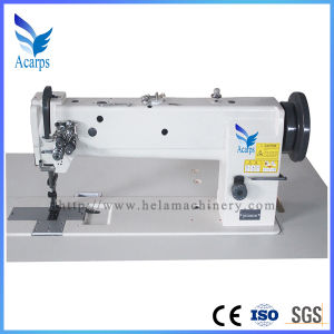 Long Arm Single/Double Needle Sewing Machine for Suitcase Gc20606-1-L18ha