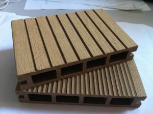 Durable & Waterproof Wood Plastic Terrace (140H25-H) pictures & photos