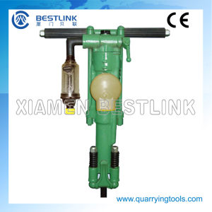 Y24 Pneumatic/Hand Held Rock Drill for Quarrying pictures & photos