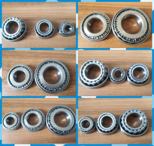 Axial Bearing Manufacturer Supply for Distributor 32010 Tapered Roller Bearing pictures & photos