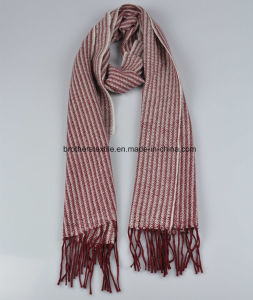 Fashion Cashmere and Wool Ladies′s Scarf H16-07 pictures & photos