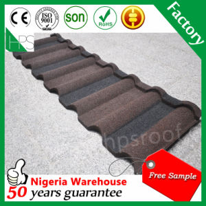 2016 China Roofing Materials Galvanized Plain Steel Sheet Glaze Coated Roof Tiles for Sell pictures & photos
