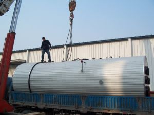 Industrial&Power Plant 1-10 Ton Waste Heat Steam Boiler pictures & photos