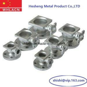 OEM Stainless Steel Precision Investment Casting Solenoid Valve (Machining Parts) pictures & photos