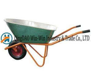 Wheelbarrow Wb7600hr PU Wheel Wheel pictures & photos