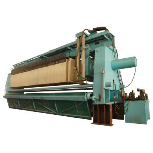 1500 Series Automatic Overhead Beam Filter Press with Anti-Corrosion