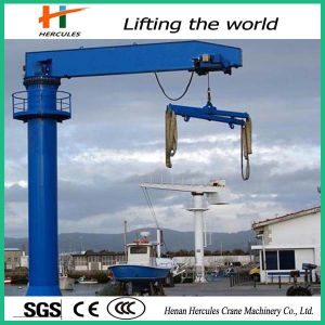 Heavy Duty Column Swing Jib Crane (BZD) pictures & photos