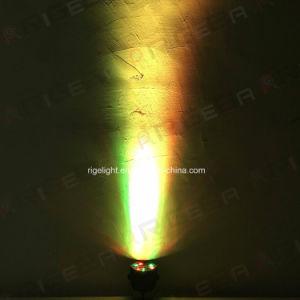 Super Mini Portable 12X1w RGBW LED PAR Light for Indoor Use pictures & photos