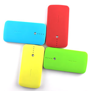 Mini Power Bank with 3000mAh for iPad &iPhone&Mobile