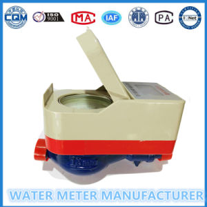 Intelligent Water Meter with Prepaid Function for Hot Water pictures & photos