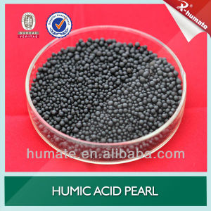 X-Humate 50%Min Pearl Humic Acid Basal Fertilizer pictures & photos