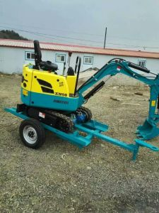 Mini Excavator for Sale in Germany/Denmark/Belgium/UK/Framce/Switherlandspain/Portugal/Italy/Greece/Czeck/Slovakia/Austra/Hungary/in Europe pictures & photos