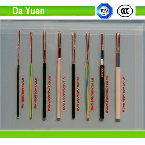 Electrical Cable 2.5mm 3 Core Electric Wire pictures & photos