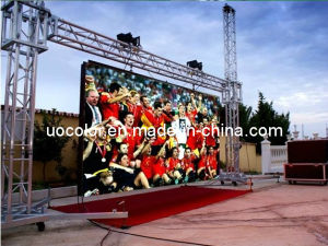 Outdoor Super Thin Rental LED Screen for Leasing Event