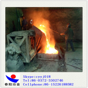 Raw Material Calcium Silicon Alloy pictures & photos