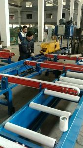Energy-Saving Log Table/ Transfer System/ Convey System pictures & photos
