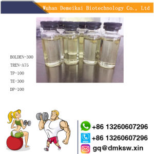 Injectable Anabolic Steroid Liquid Trenabolic 100 Trenbolone Acetate Burning Fat pictures & photos